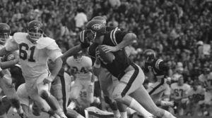Archie Manning Sugar Bowl 1970