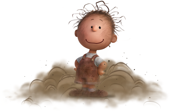 Pig Pen Charlie Brown Picture