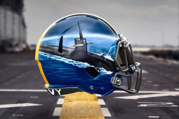 Navy Subs WRs